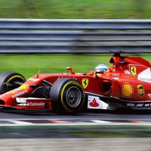 Effetto Coanda in Formula 1