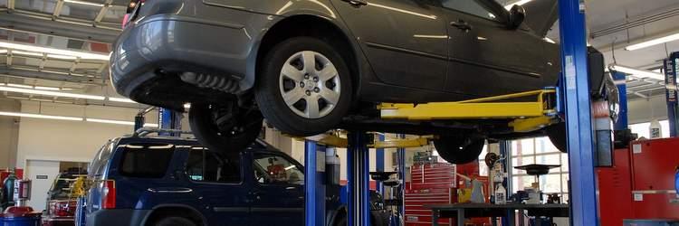 Controllo per tagliando auto