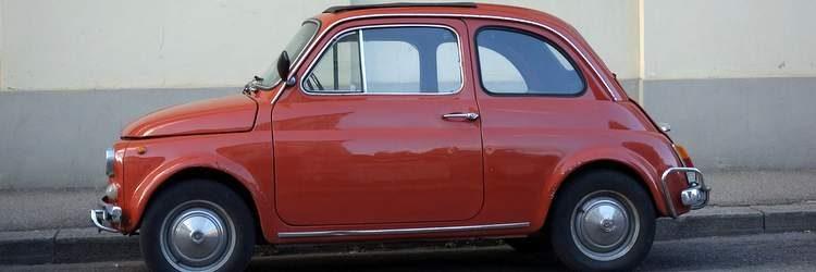 Vecchia Fiat 500