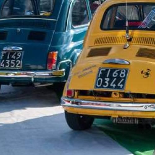 Targhe automobilistiche italiane: come funzionano?