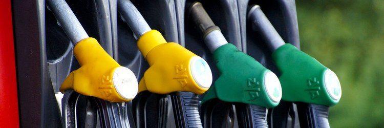 Pompa distributore benzina