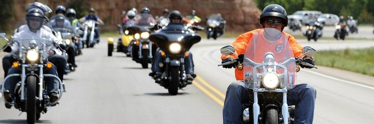 Raduno motociclistico